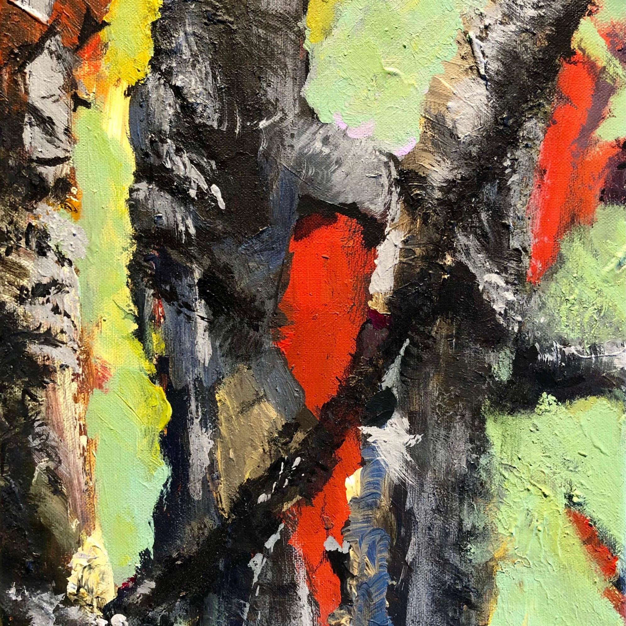Tree Pain - Jim Potterton