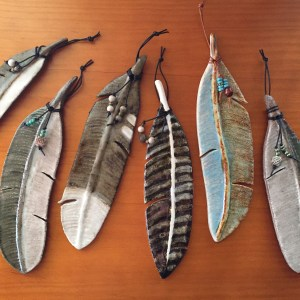 Horse Feathers - Johanna McCormick
