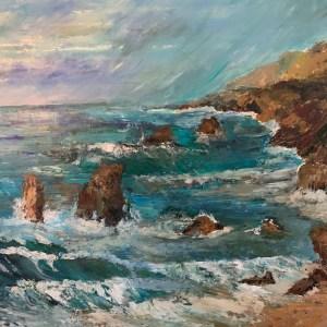 Storm Coming In - Alisan Andrews