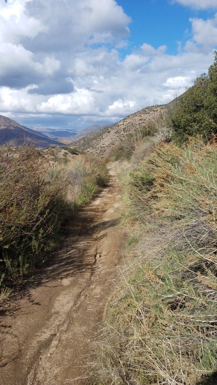 Anderson Climb
