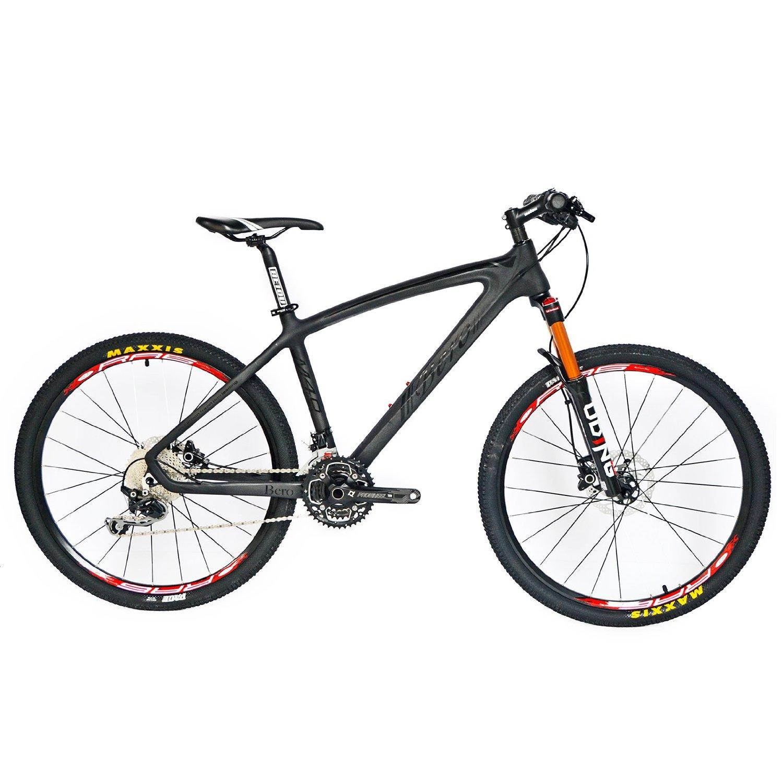 BEIOU® Carbon Fiber Mountain Bike Hardtail MTB 10.65 kg