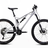 Steppenwolf Men's Tycoon Sport Full Suspension Mountain Bike