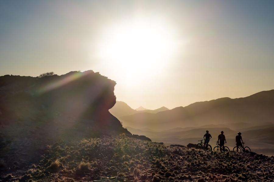 Mountain biking adventures Africa