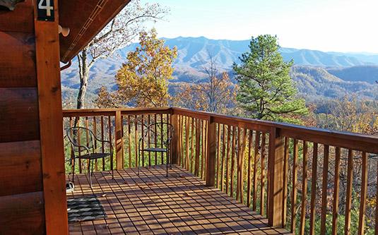 Fall In The Smokies Wallpaper Quot Honeymoon Memories Quot Gatlinburg Authentic Log Cabin In