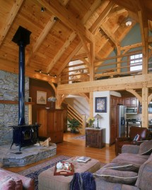 Timber Frame Home Builders Licensed In Nc And Tn