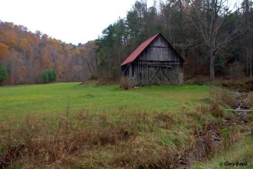 Goose Creek, Floyd County