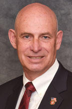 Commissioner of Agriculture Kent Leonhardt