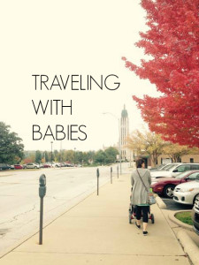 I have no pictures from the airport adventure for obvious reasons... But look how pretty Tulsa was! And my awesome mom pushing the babies in the stroller.