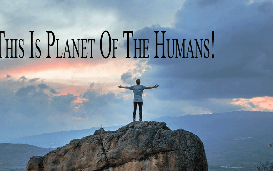 This Is Planet Of The Happy Humans!