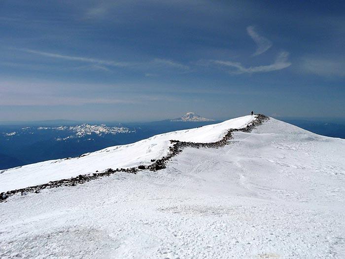 Mt Rainier Kautz Glacier Route Summit Climb With