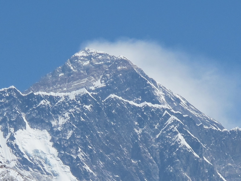 EverestSouthSide 02 - How To Get In Shape To Climb Mount Everest