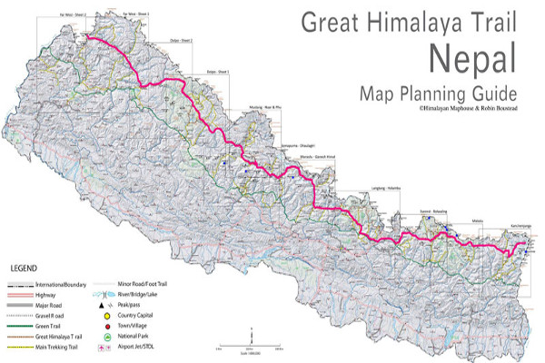 The Great Himalaya Trail  The Ultimate Trekking Route