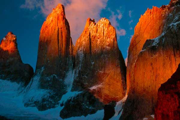 Torres Del Paine Full Circuit Trek Patagonia  Mountain IQ