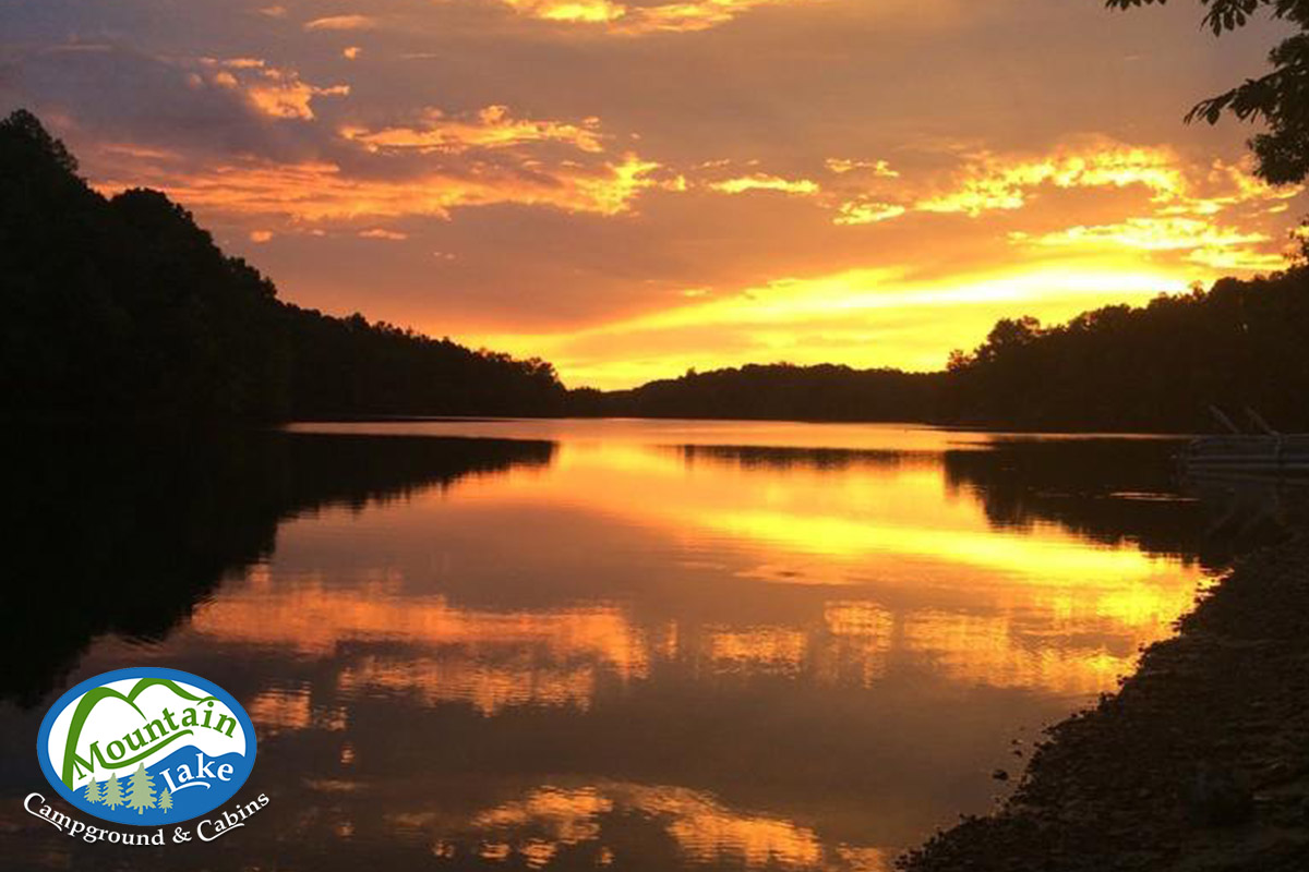 Mountain Lake Camping  Cabins  Family Camping in Summersville WV