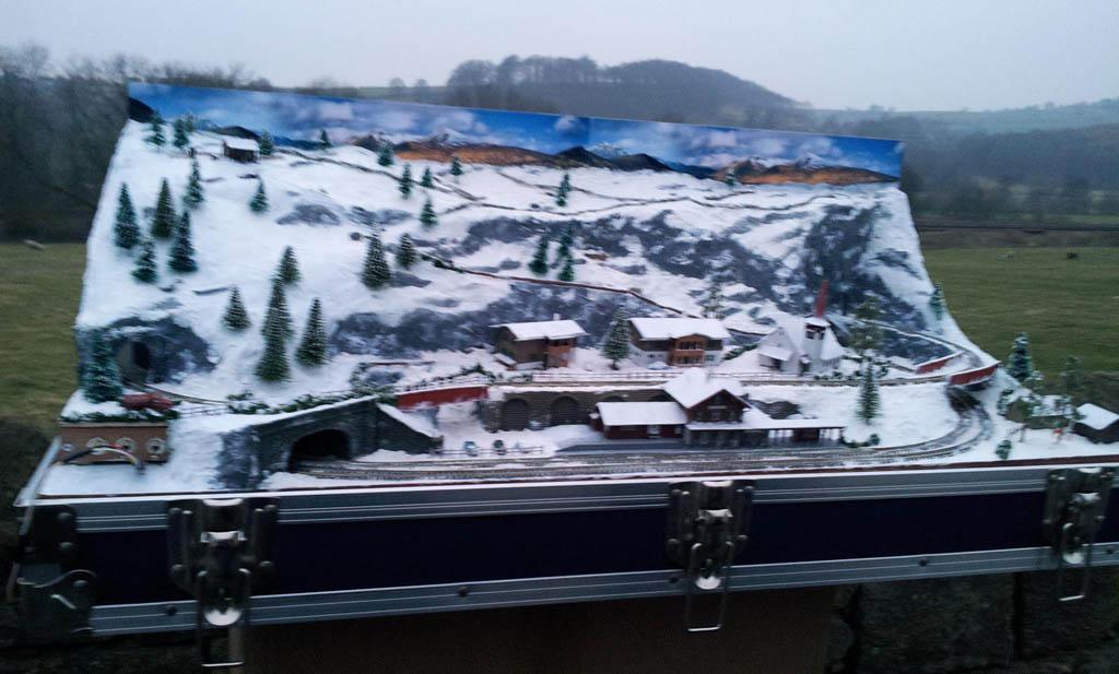 Alpine Winter 3