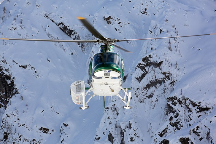Northern Escape Heli Skiing. Aaron Whitfield photography.