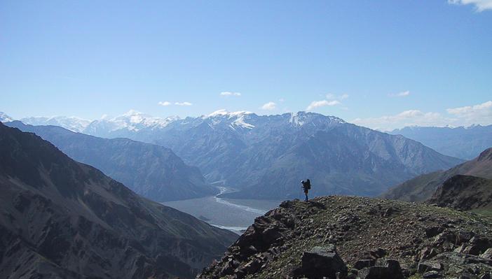 Hoge Pass, Yukon. By Kevin Teague.