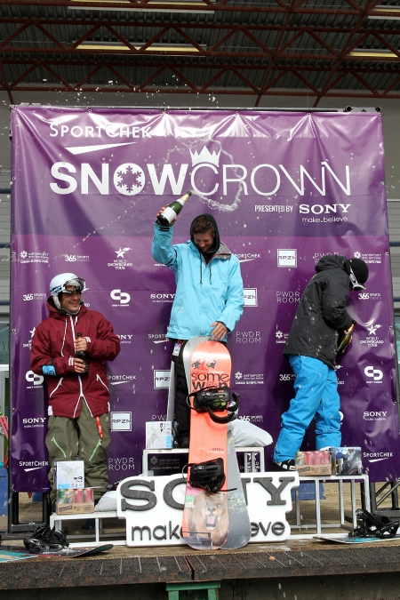 Highlights from 2013 SnowCrown. All photos courtesy www.snowcrown.ca