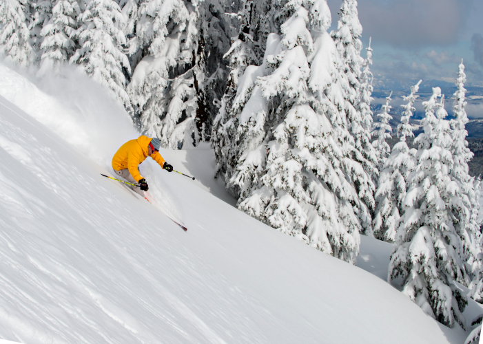 New terrain. Photo by Adam Stein/courtesy Sun Peaks Resort.