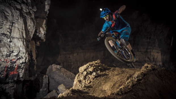 Mega Cavern Bike Park.