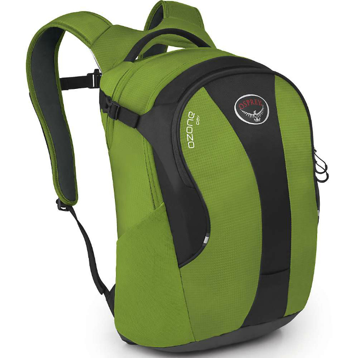 The Ozone daypack, detached.