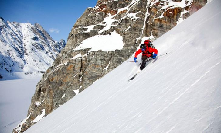 Waddington Range British Columbia, arteryx, mountain equipment co-op