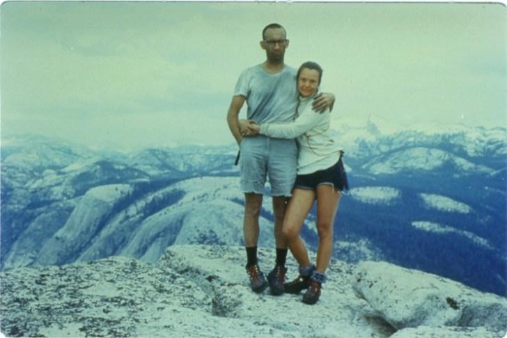 Royal-and-Liz-atop-Half-Dome-1967-Color-e1453344728992