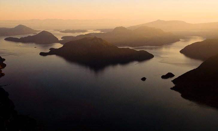 Howe Sound, British Columbia