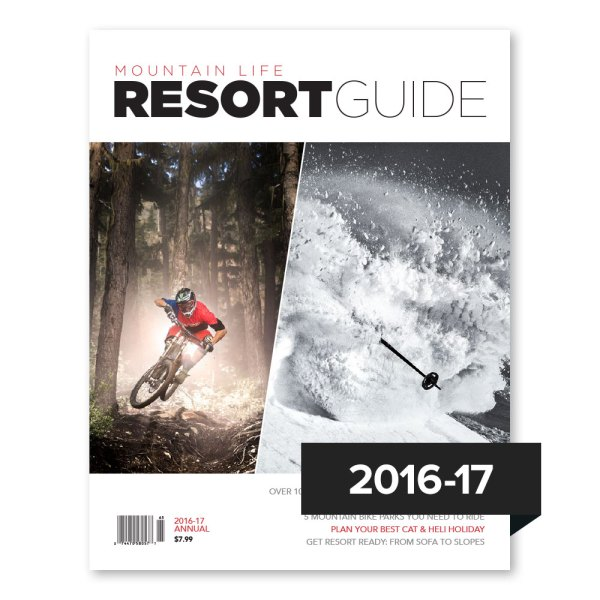 Mountain Life Resort Guide Issue 02
