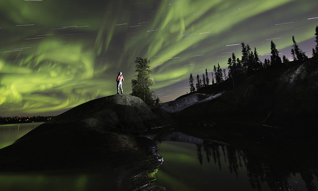 Beyond the Northern Lights: Five Must-Hike Trails in the Northwest Territories - Mountain Life