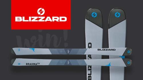 mountain life win blizzard brahma skis