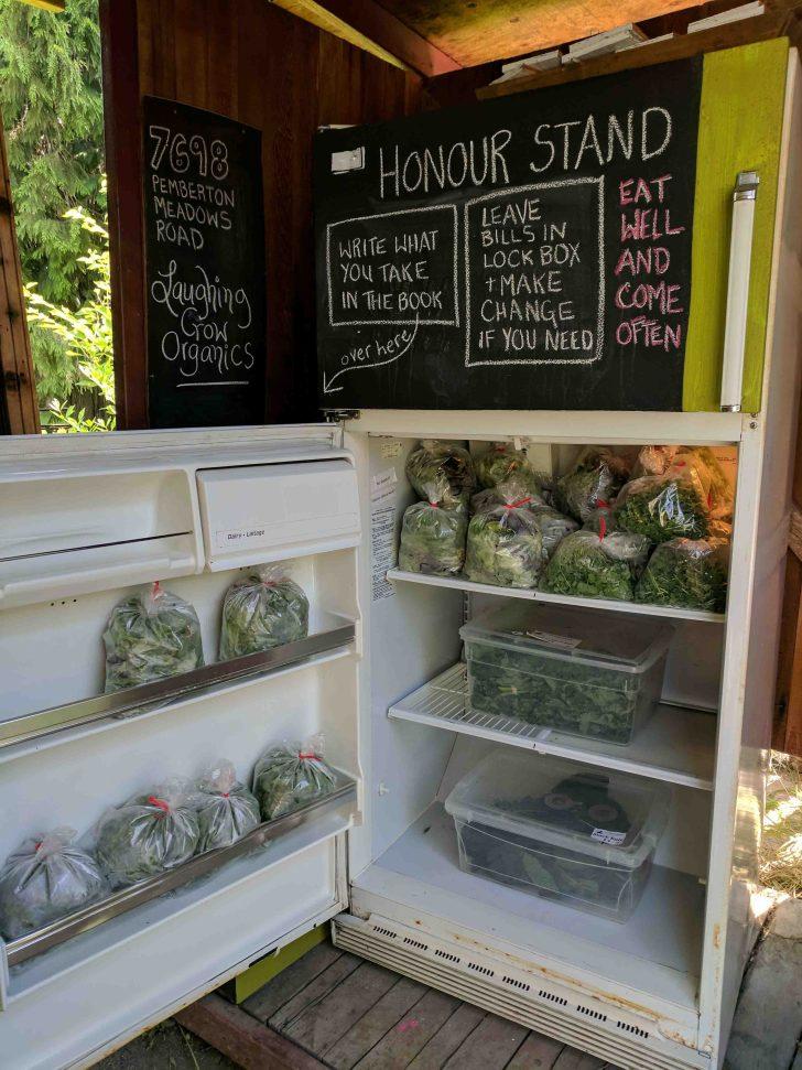 Laughing Crow Organics Farm Stand