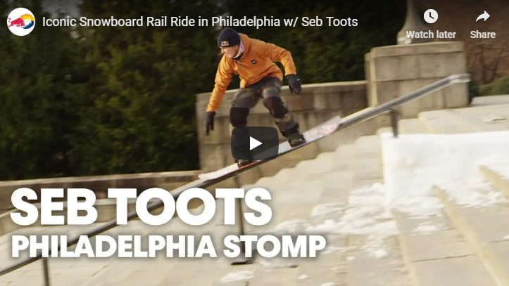 Seb Toots Philly