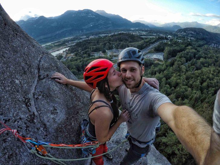 Climbing Date