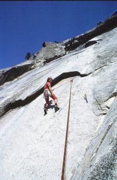 Climbing in the Bugaboos