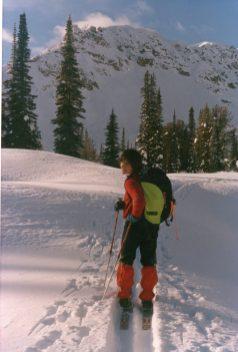 Ski Touring in British Columbia