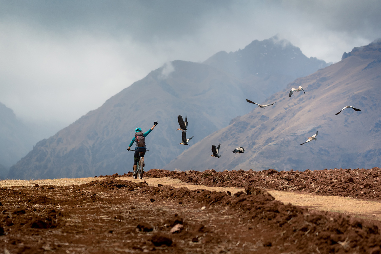 Mountain Biking in Peru