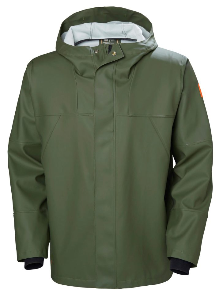 Helly Hansen Storm Rain Jacket and Bib, reviewed by Mountain Life Media