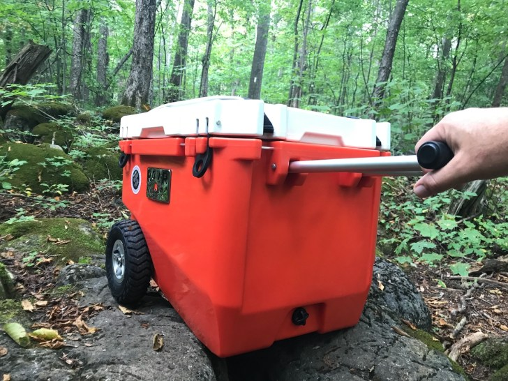 RovR RollR cooler reviewed by Mountain Life Media