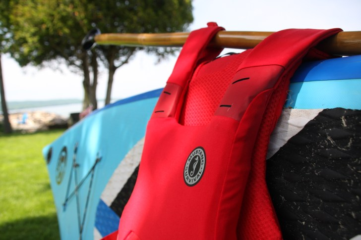 Mustang Survival PFD reviewed by Mountain Life Media