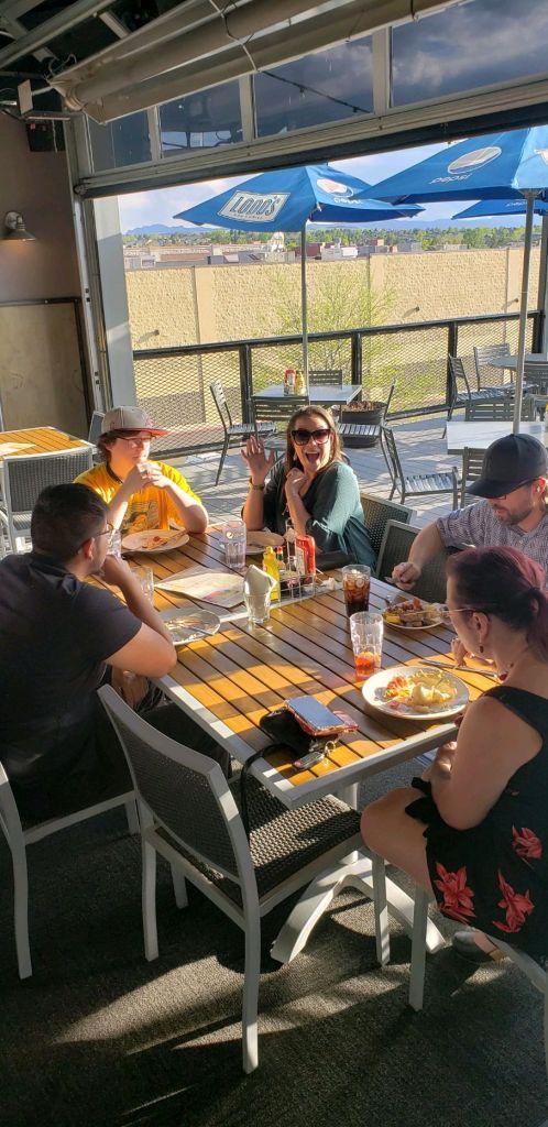 Employee Appreciation Dinner in Colorado Group 2