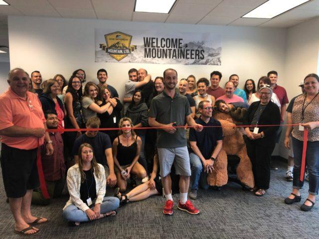 Idaho Office - Full Crew Ribbon Cutting