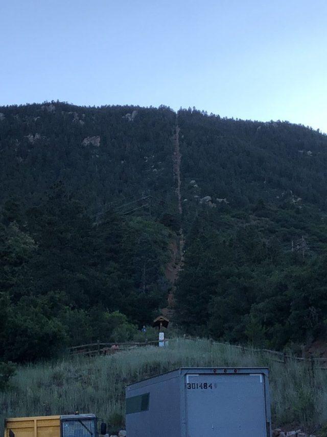 Manitou Incline - MTN Hike