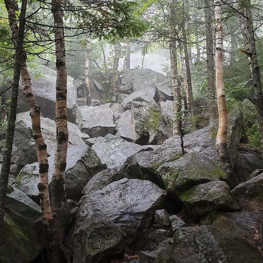 Hiking in Maine 2