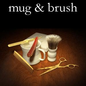mug & brush