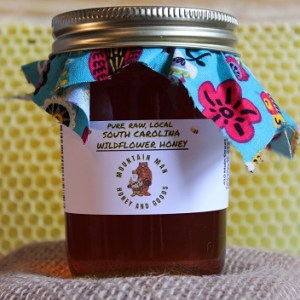 Wildflower Honey 11 oz. jar