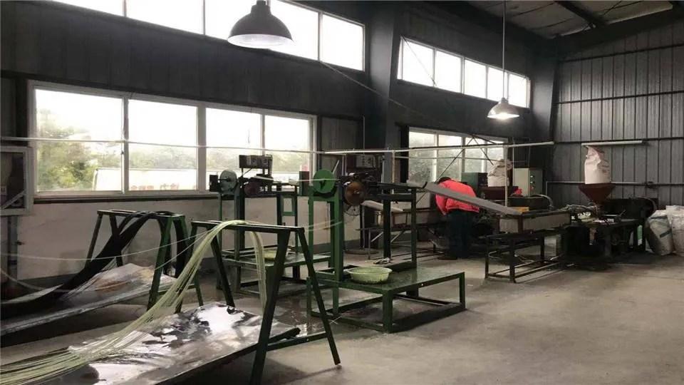 polypropylene rug manufacture warehouse
