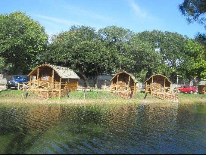 three cabins at st augustine KOA campground