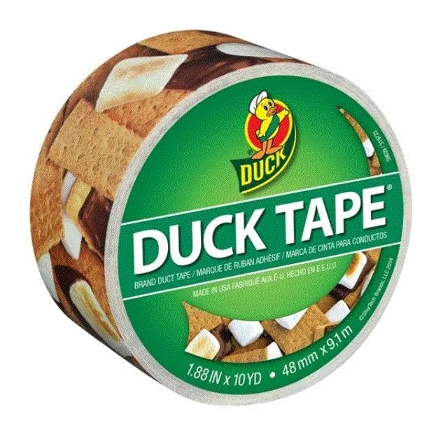 S'Mores Duck Tape