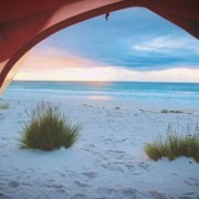 Florida's Top 16 Beach Campgrounds blog post by Mountain Mat